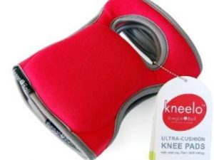 Kneelo Knee Pads - Poppy