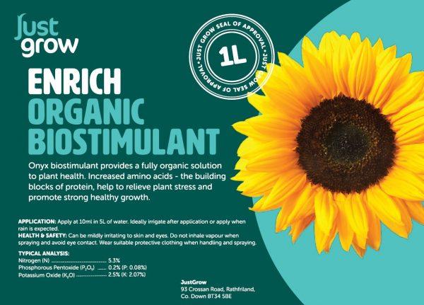 Enrich Organic Fertiliser
